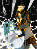 [2011-06-05 23:10:30] DECO*27×akkaつなぎ絵① モザイクロール