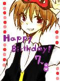総悟 Happybirthday(*´∀`*)