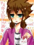 [2011-07-13 22:35:34] HAPPYBIRTHDAYななちゃ!! これからも仲良くしてね!