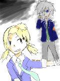 【suzuちゃんへ】大変遅くなりましたが学戦交流なんです。本当に遅くなってすみませんでしたウワアアアアアアアアアアアア!!!!【今更ごめんね><】