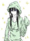 [2011-08-14 01:04:41] 雑ですがお祭り参加失礼します。黒神ロングのジト目でブッカブカの服&フードかぶってる子が好きです!