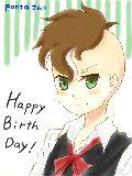 pontaさんお誕生日おめでとうございます!