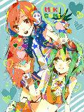 [2011-08-29 01:04:13] ki kiさんリクエスト★GUMIとmiki
