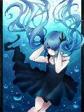 深海少女の日