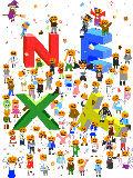 [2011-10-15 19:54:41] オリキャラリレー祭り有り難うございました!参加して頂いたキャラクター達です!