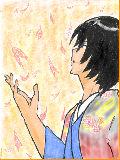 [2011-11-15 06:55:12] みーちゃんさん描いてみた!最近桜前線異常ナシが好きで…w