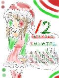 [2011-12-08 20:07:20] 【カレンダー企画】12月!遅れたうえに下手ですみません・・・