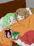 [2011-12-15 02:05:29] 待ちきれなくてお休みした子にきっと素晴らしいプレゼント持って♪