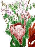 [2012-03-18 17:54:08] 今週の職場の花(別フロア)