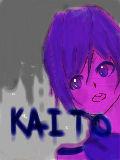 KAITOを描いたつもり。