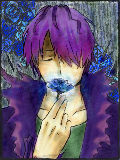[2012-05-19 10:07:13] 青い薔薇