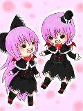 【オリキャラ】ルディア姉妹【みなさんの双子くだ祭】