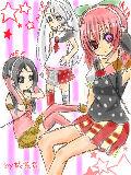 【描かせて】誌菟雷さんちの三姉妹【頂きました】