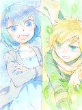【青 vs 緑】篤真さんちの蒼ちゃん と!
