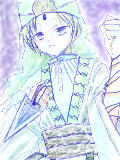 ジャーファルさんは王様の嫁。(だからシン王は結婚出来ない・・・とか宣言してるんですよね?)