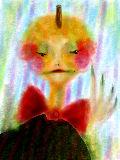 [2012-10-30 23:32:31] 千代Girlは象を背中に 南瓜を頭に 世界を攫む指は四本