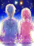 [2013-01-12 12:07:36] あの星が君だとしたら 僕はその隣の星だ