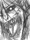 [2013-08-07 23:03:12] うろ覚え&雑描きですがエレンゲリオン