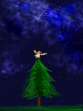 天国に一番近いクリスマスツリー