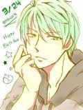 えおえお誕生日おめでとう!