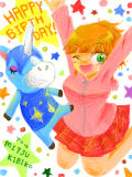 お誕生日おめでとうございます!!