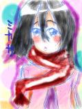 [2014-07-19 16:31:21] 小5の妹が描いたミカサ