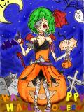 ハロウィーン!(((