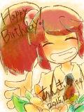 [2015-12-06 00:00:05] お誕生日おめでとうございます!