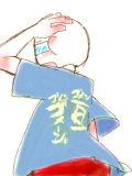 ゴメンちゃんのTシャツ