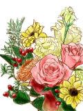 [2017-04-12 00:33:36] 今週の職場の花