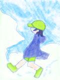 少年は空を辿る