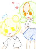 レモンとメロン