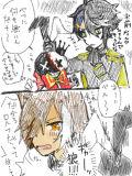 【白黒戦争】うさぎちゃん