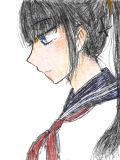 [2018-04-10 00:59:52] 黒髪ポニーテール