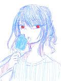 アイス食べたい