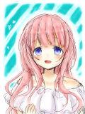 ピンク( ◠‿◠ )