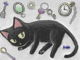 [2015-05-21 00:57:53 黒猫とレジン